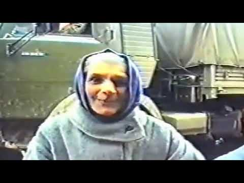 1995 год .Частные сьемки жизни и быта Российских солдат в только что взятом Грозном
