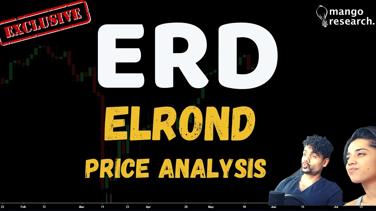 Elrond Pump Incoming? ERD Price Prediction Today | NEWS & Market Analysis | JULY 2020 🏮