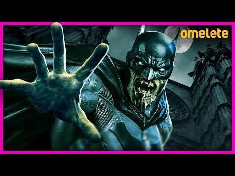 O FILME DE TERROR DO BATMAN É REAL!