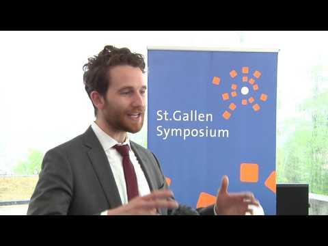Colin Miller – 46th St. Gallen Symposium