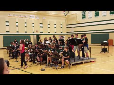 Pendleton Heights Middle School Jazz Band