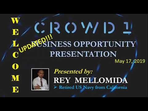 Crowd1 - THE EASIEST EXTRA INCOME!  Make Money When People Gamble Online & Play Online Games