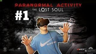 VR TIEŠRAIDE | Paranormal Activity (BIKSES BŪS PILNAS)