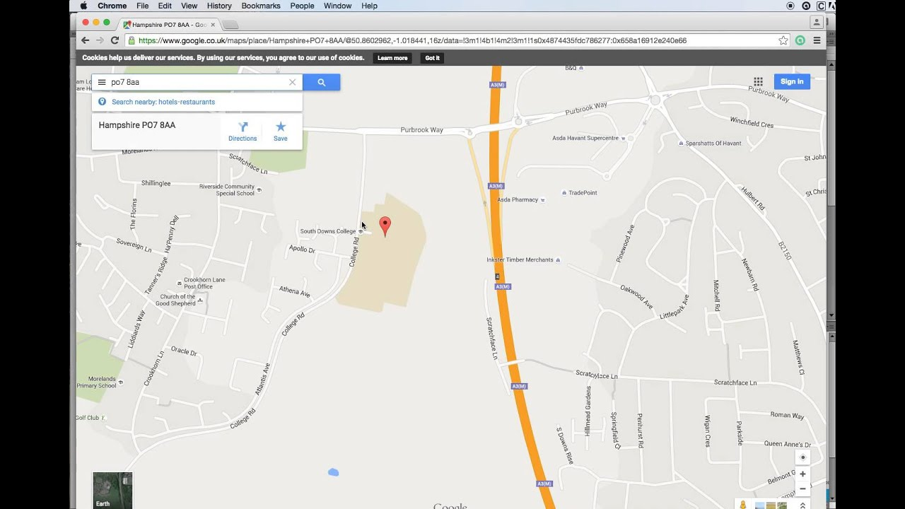 Bootstrap Adding A Responsive Google Map YouTube - How to add google map in contact us page
