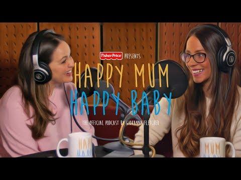 Susie Verrill | HAPPY MUM, HAPPY BABY: THE PODCAST | AD