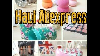 5º MEGA HAUL Aliexpress | Compras recibidas | Accesorios, Maquillaje y Bisutería