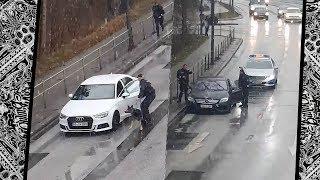 !ORIGINAL VIDEO! | BonezMC versucht vor der Polizei zu flüchten (BonezMC/187 Strassenbande))