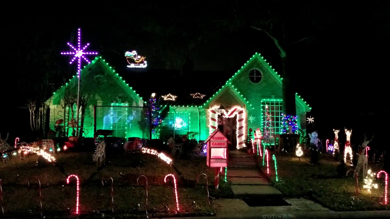 christmas lights in kingwood texas 3207 cedar village dr