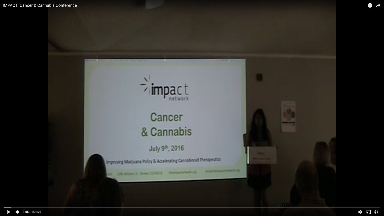 Download IMPACT: Cancer & Cannabis Conference