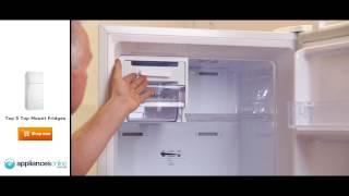 Expert reviews the Top 5 Top Mount Fridges at Appliances Online