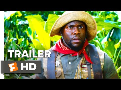 Thumbnail: Jumanji: Welcome to the Jungle International Trailer #1 (2017) | Movieclips Trailers