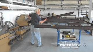 видео infissi alluminio