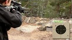 Reviewing UHC Super X9 Airsoft Sniper Rifle (Tekstit suomeksi)