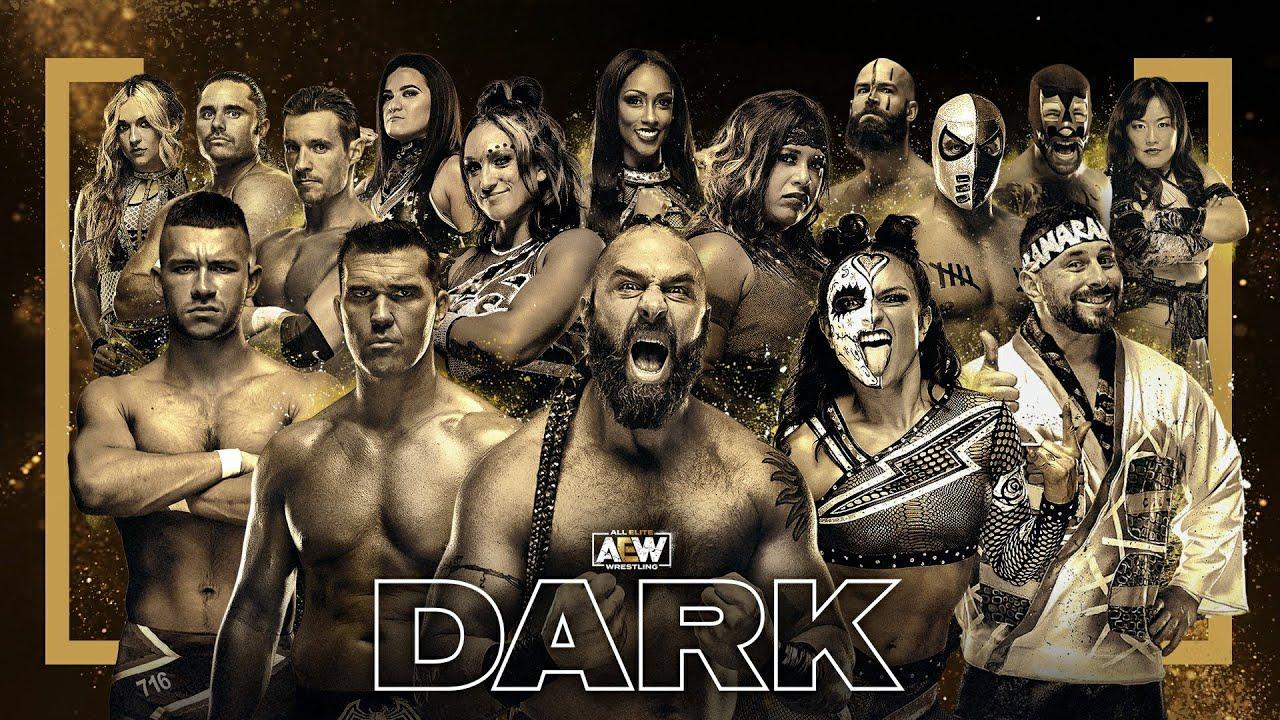 Download 6 Matches: Dark Order, Jade Cargill, 2point0, Archer, Thunder Rosa & More | Dark Ep 113, 10/19/21