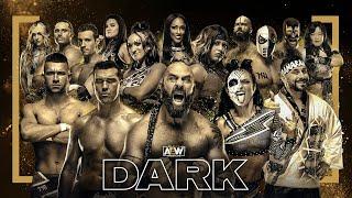 6 Matches: Dark Order, Jade Cargill, 2point0, Archer, Thunder Rosa & More | Dark Ep 113, 10/19/21