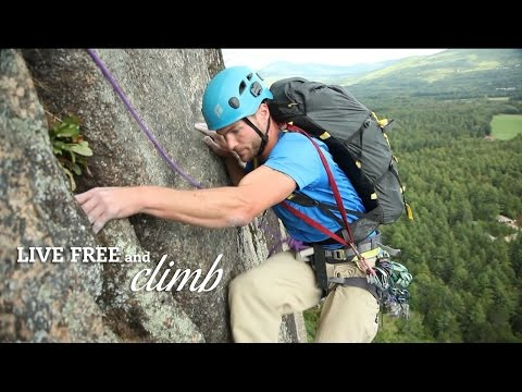 Rock Climbing in New Hampshire: Live Free and Climb