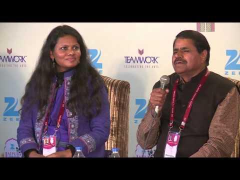 #JLF 2016: Adivaani- The Indigenous Literature of India