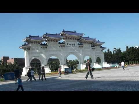 Chiang Kai-shek (中正紀念堂) & Danshui Trip, 12/12/2010