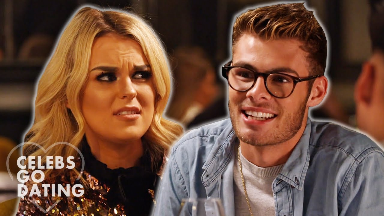 Seb Morris CRASHES Tallia Storm's Date?! | Celebs Go Dating