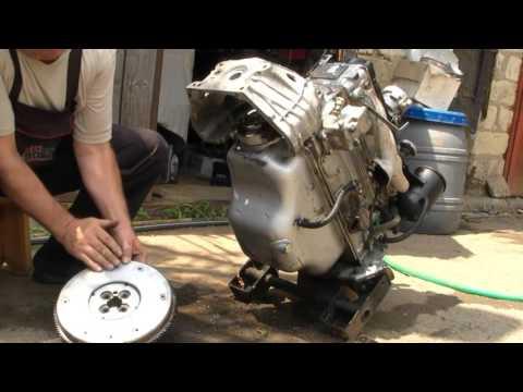 реставрацыя двигателя москвич 407