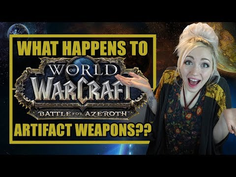 ARTIFACTS: WHAT HAPPENS AFTER LEGION??? | SPOILERS