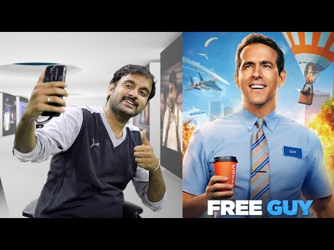 free-guy-review-free-guy-movie-review-shawn-levy-ryan-reynolds-jodie-comer-selfie-review