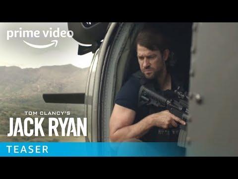 Tom Clancy's Jack Ryan Season 2 - Teaser Trailer | Prime Video