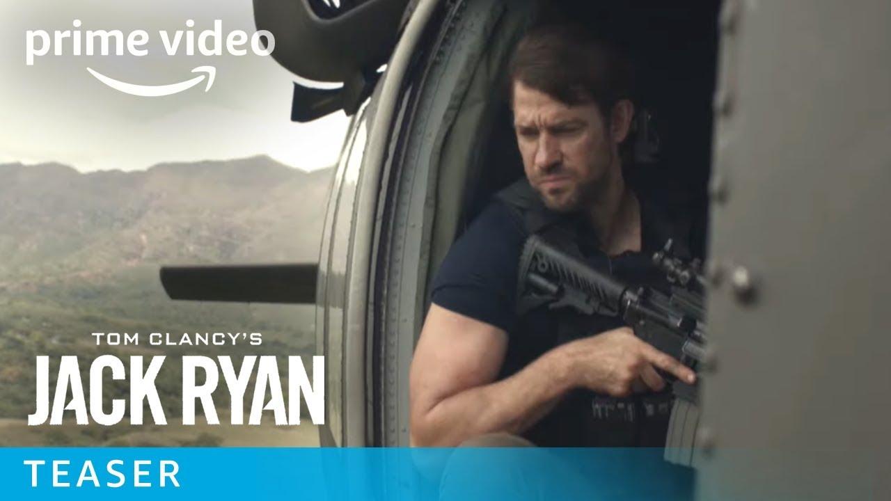 Download Tom Clancy's Jack Ryan Season 2 - Teaser Trailer | Prime Video
