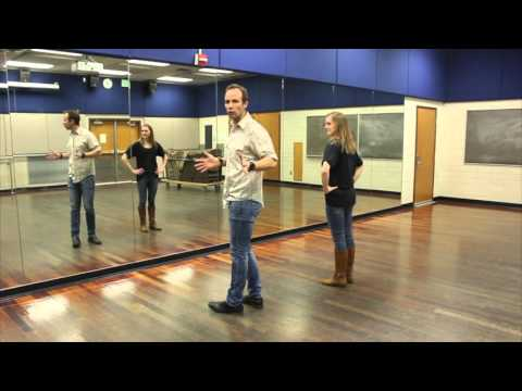 Dancing With Bill W: Fishing in the Dark (Line Dance)
