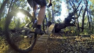 Kalamunda Circuit MTB - Mercury Street Mountain Bike Trail, Perth