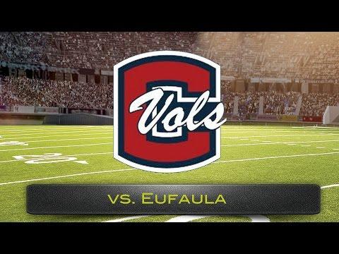 Central High School of Clay County vs Eufaula