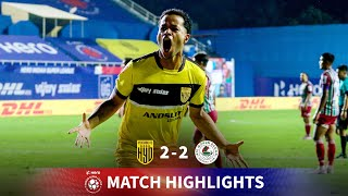 Highlights - Hyderabad FC 2-2 ATK Mohun Bagan - Match 103 | Hero 2020-21
