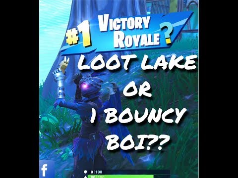Who Will Win - LOOT LAKE OR 1 BOUNCY BOI??