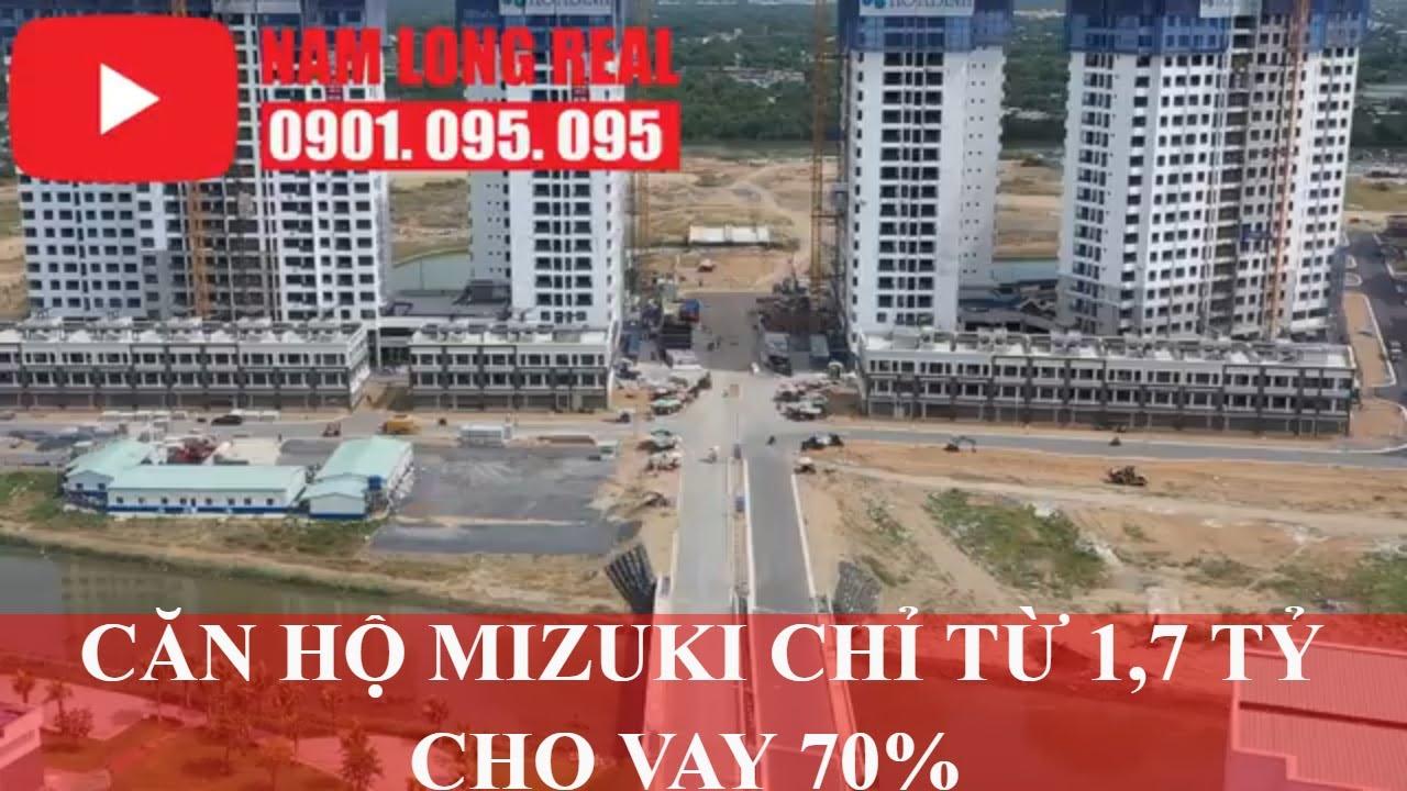 Dự án Mizuki Park Nguyễn Văn Linh, khu đô thị Người Nhật chọn đầu tư 37ha