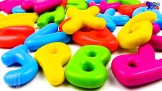 Abecedario en Español para Niños|Aprender el Alfabeto | Sopa de Letras | Niños Que Aprenden el ABC
