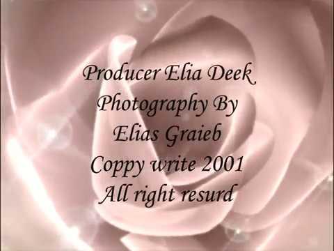 Actor producer poet -Elia Deek-
