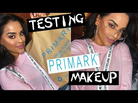TESTING NEW PRIMARK MAKEUP 2017 Does It REALLY WORK?! NikkisSecretx