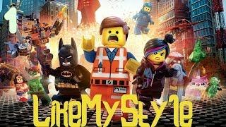 The LEGO Movie - Videogame. Часть 1 (Танцуем в лего:D)