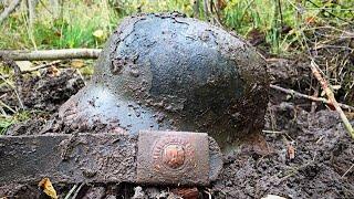 Раскопки в Рамушевском коридоре смерти. Осенняя вахта памяти 1 / Excavations of Soviet soldiers WW2