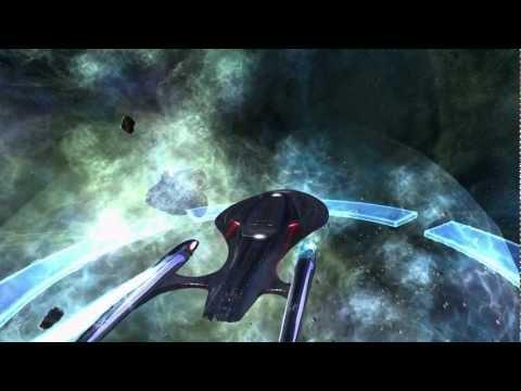 STAR TREK ONLINE HD Celes System-Regulus Sector Block (2012)