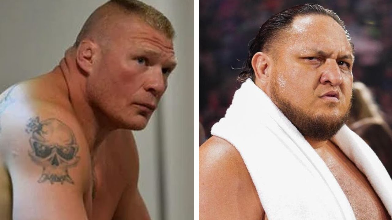 WWE REHIRES Samoa Joe...Brock Lesnar Saved WWE Wrestler's Life...DX at NXT...Wrestling News