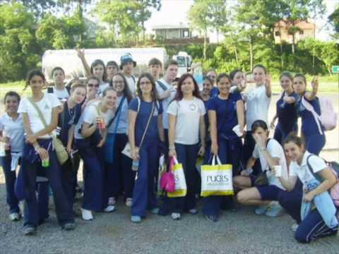 3º Ano - Instituto Rio Branco 2008 - Parte 1/3