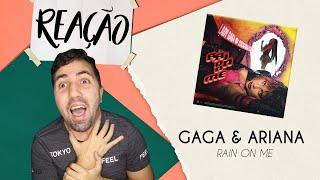 Baixar REAÇÃO | LADY GAGA E ARIANA GRANDE - RAIN ON ME | REACT