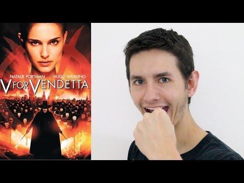 V for Vendetta-Movie Review