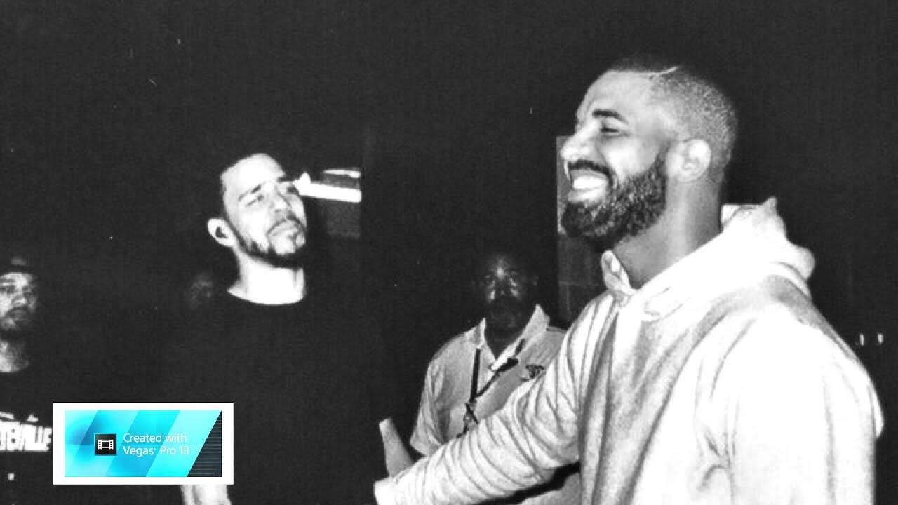 J Cole Eyebrows Vs Drakes J.Cole x Drake ...