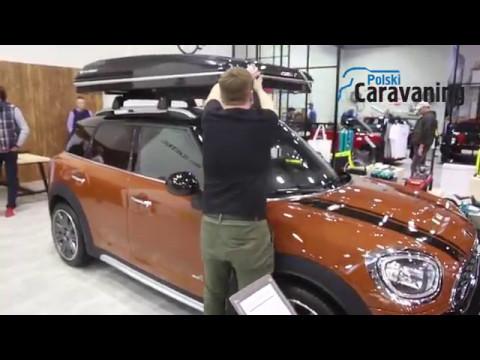 Mini I Namiot Na Dachu Polskicaravaningpl Youtube