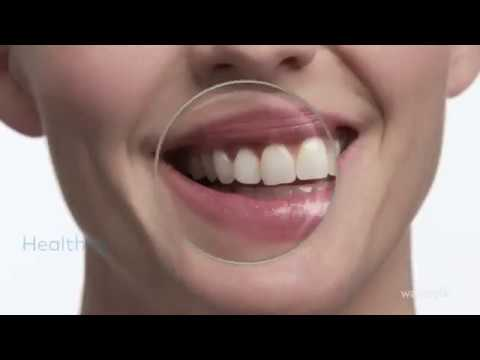 Most Effective Way  How to clean Between Teeth Fast