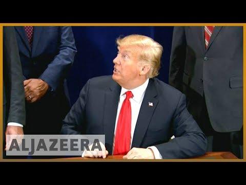 🇺🇸🇸🇦 Khashoggi killing: Trump 'not satisfied' with Saudi explanation   Al Jazeera English