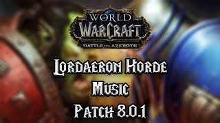 Battle for Lordaeron Horde Music