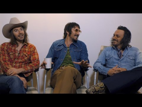 Midland interview - Mark, Cameron, & Jess (part 1)